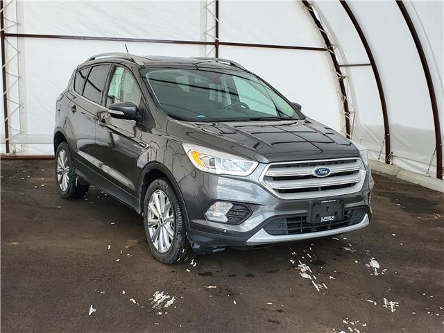 2018 Ford Escape Titanium (Stk: 17192AO) in Thunder Bay - Image 1 of 18