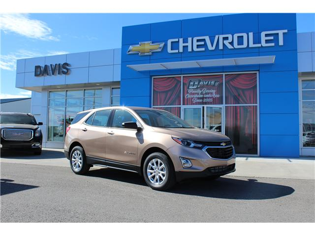 2018 Chevrolet Equinox LS (Stk: 185024) in Claresholm - Image 1 of 34