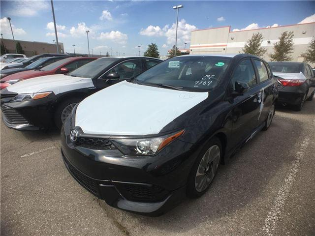 2018 Toyota Corolla iM Base (Stk: 553638) in Brampton - Image 1 of 5