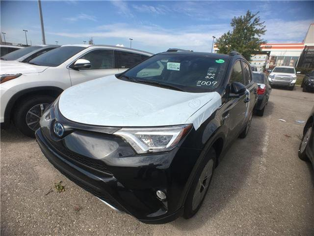 2018 Toyota RAV4 Hybrid SE (Stk: 157776) in Brampton - Image 1 of 5