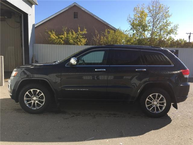 2014 Jeep Grand Cherokee Overland (Stk: 8945) in Fort Macleod - Image 2 of 25