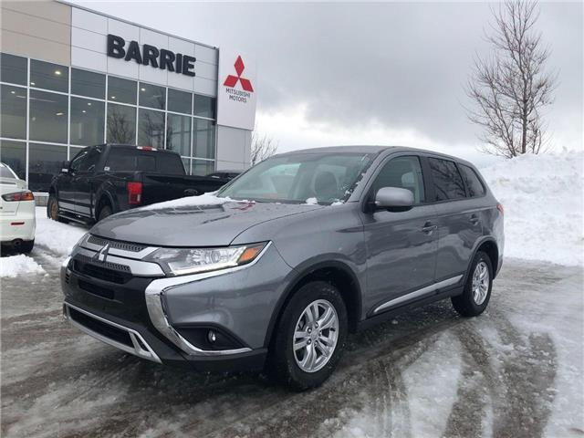 2020 Mitsubishi Outlander  (Stk: 00633) in Barrie - Image 1 of 24