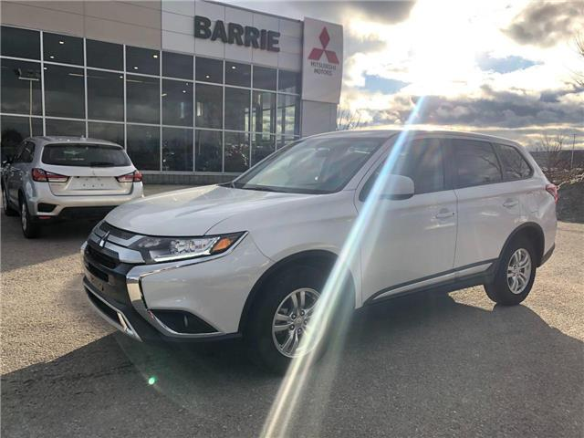 2020 Mitsubishi Outlander  (Stk: 00632) in Barrie - Image 1 of 19