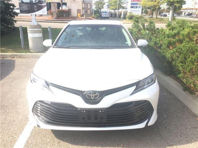 2018 Toyota Camry LE (Stk: M180054) in Mississauga - Image 2 of 5