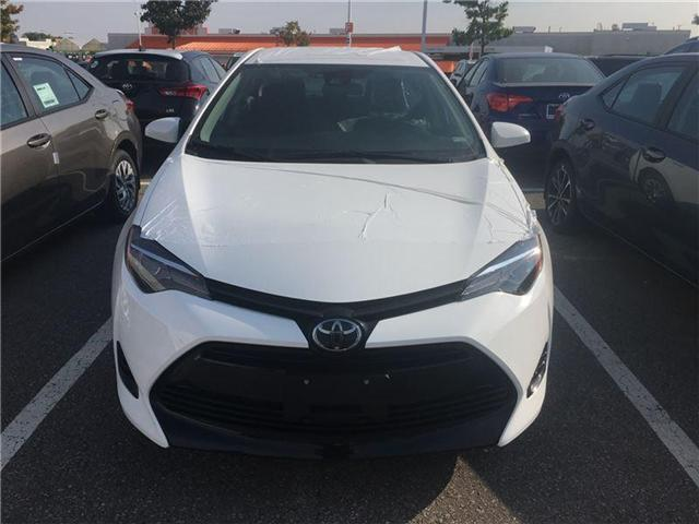 2018 Toyota Corolla LE (Stk: M180100) in Mississauga - Image 2 of 5