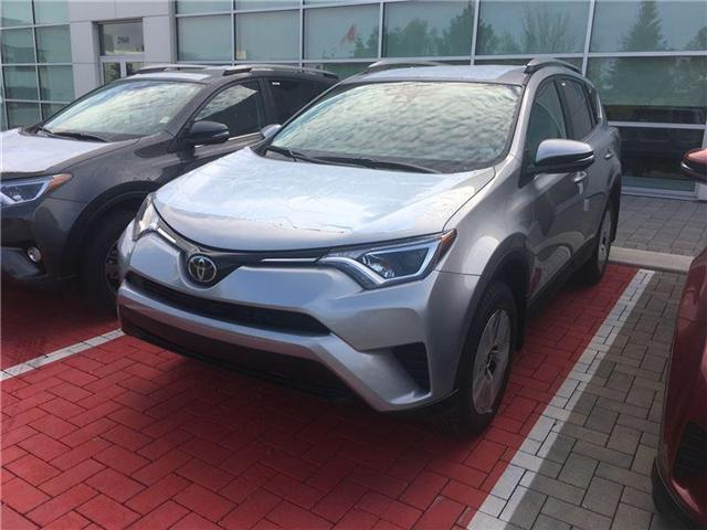 2018 Toyota RAV4 LE (Stk: M180124) in Mississauga - Image 1 of 5
