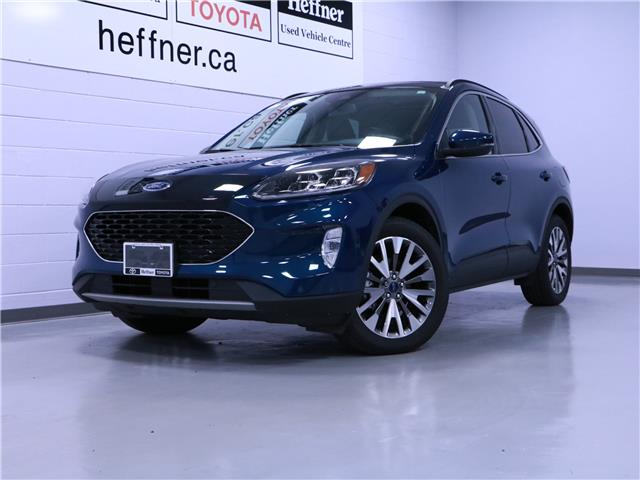 2020 Ford Escape Titanium Hybrid (Stk: 205892) in Kitchener - Image 1 of 24