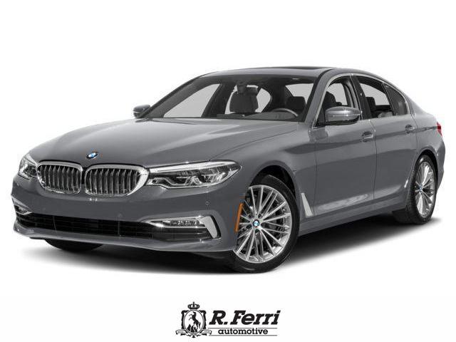 2018 BMW 540 i xDrive (Stk: 25992) in Woodbridge - Image 1 of 9