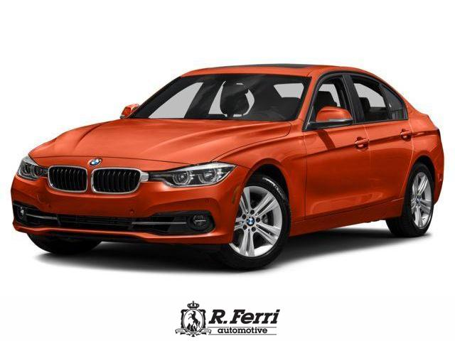 2018 BMW 330 i xDrive (Stk: 26004) in Woodbridge - Image 1 of 9
