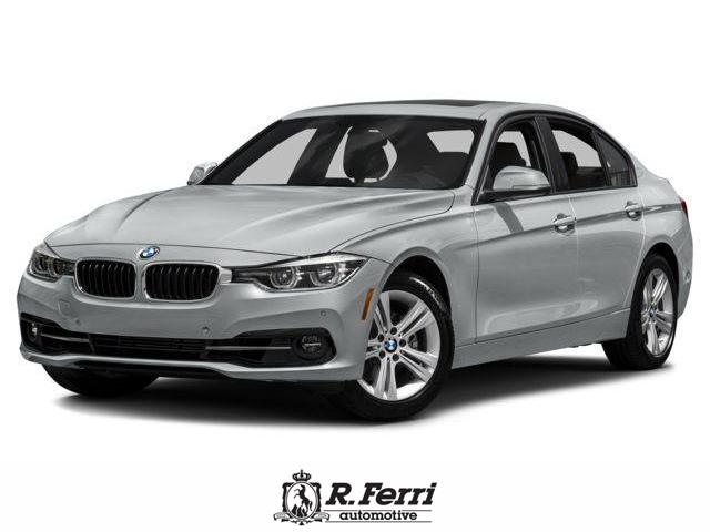 2018 BMW 330 i xDrive (Stk: 26009) in Woodbridge - Image 1 of 9