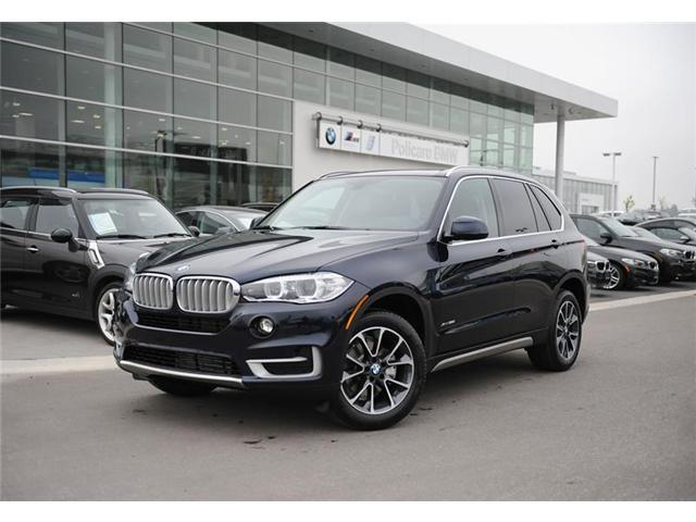 2018 BMW X5 xDrive35i (Stk: 8X83669) in Brampton - Image 1 of 12