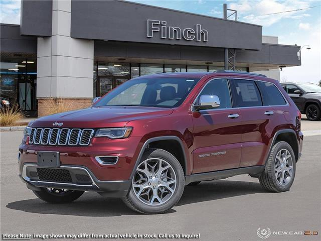 2020 Jeep Grand Cherokee Limited (Stk: 99930) in London - Image 1 of 24