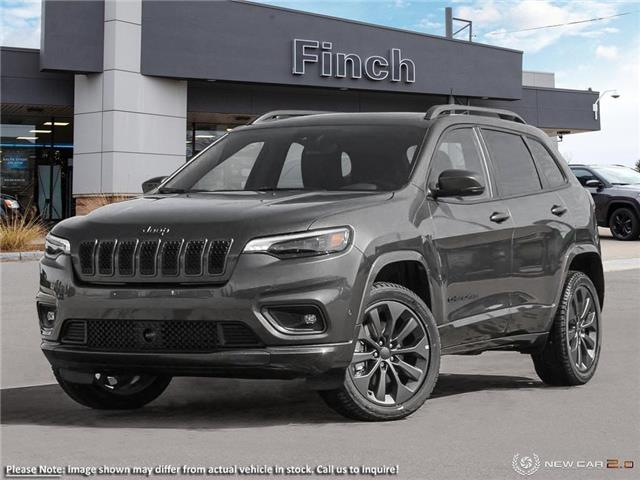 2020 Jeep Cherokee Limited (Stk: 98723) in London - Image 1 of 22