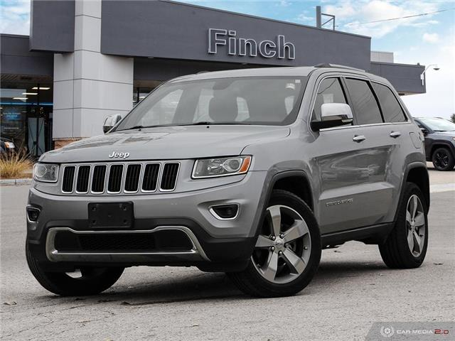 2014 Jeep Grand Cherokee Limited (Stk: 44178) in London - Image 1 of 27