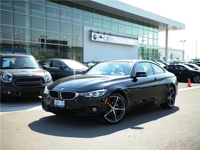 2018 BMW 430 i xDrive (Stk: 8A49450) in Brampton - Image 1 of 13