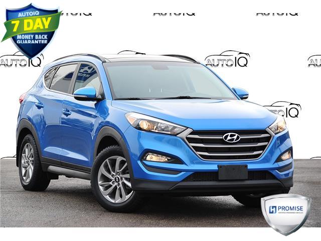 2016 Hyundai Tucson Luxury (Stk: OP4058) in Kitchener - Image 1 of 20