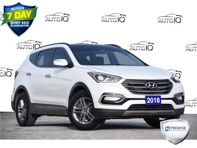 2018 Hyundai Santa Fe Sport 2.4 SE (Stk: 59292A) in Kitchener - Image 1 of 21