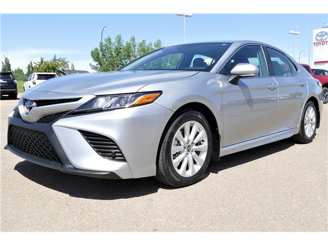 2020 Toyota Camry SE (Stk: CAL152) in Lloydminster - Image 1 of 16