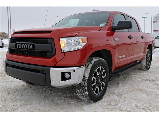 2017 Toyota Tundra SR5 Plus 5.7L V8 (Stk: RAM013A) in Lloydminster - Image 1 of 19