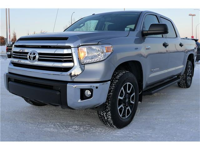 2017 Toyota Tundra SR5 Plus 5.7L V8 (Stk: TUL206A) in Lloydminster - Image 1 of 19