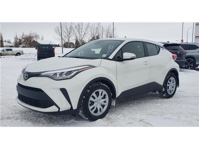 2021 Toyota C-HR LE (Stk: CRM034) in Lloydminster - Image 1 of 2