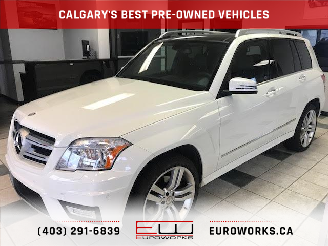 2012 Mercedes-Benz GLK-Class Base (Stk: P1154a) in Calgary - Image 1 of 23