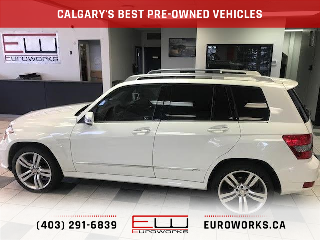 2012 Mercedes-Benz GLK-Class Base (Stk: P1154a) in Calgary - Image 2 of 23