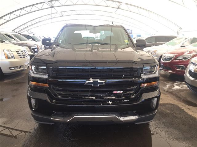 2018 Chevrolet Silverado 1500  (Stk: 157711) in AIRDRIE - Image 2 of 18