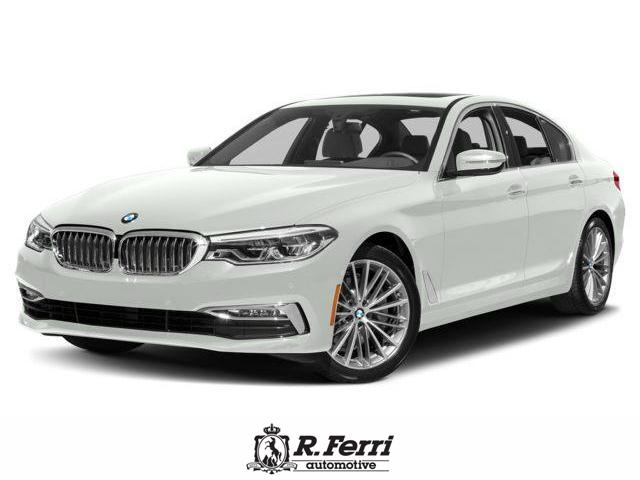 2018 BMW 540 i xDrive (Stk: 26007) in Woodbridge - Image 1 of 9
