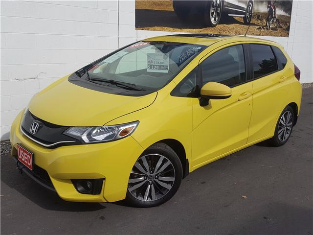 2016 Honda Fit EX 3HGGK5H70GM107419 B11480 in North Cranbrook