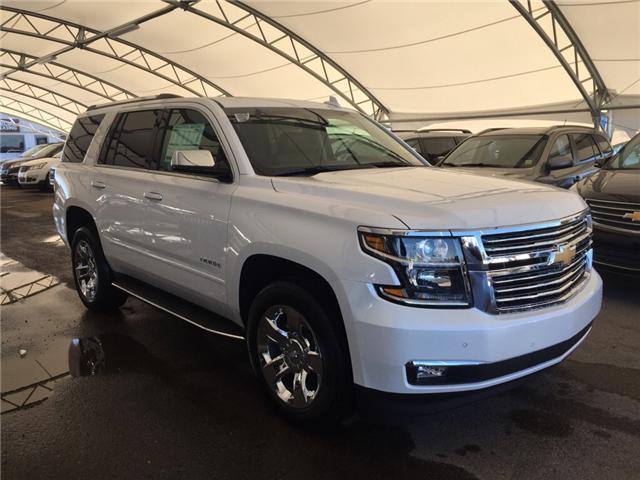 2018 Chevrolet Tahoe Premier (Stk: 157402) in AIRDRIE - Image 1 of 28