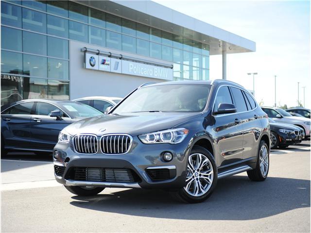 2018 BMW X1 xDrive28i (Stk: 8F92127) in Brampton - Image 1 of 12