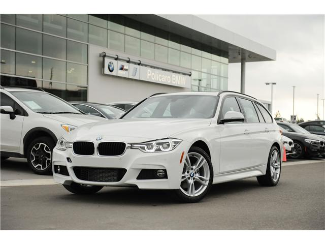 2018 BMW 328d xDrive Touring (Stk: 8019197) in Brampton - Image 1 of 12