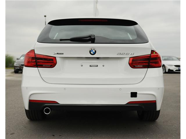 2018 BMW 328d xDrive Touring (Stk: 8019197) in Brampton - Image 4 of 12
