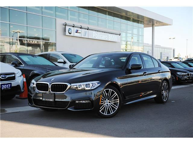 2018 BMW 530 i xDrive (Stk: 8907880) in Brampton - Image 1 of 12