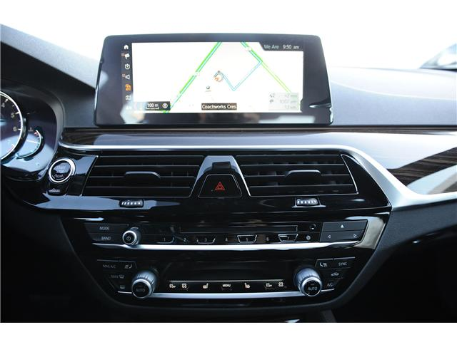 2018 BMW 530 i xDrive (Stk: 8907880) in Brampton - Image 10 of 12