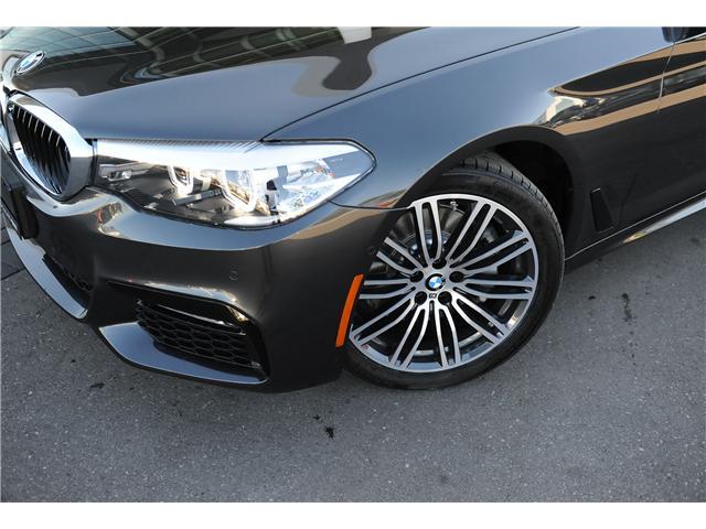 2018 BMW 530 i xDrive (Stk: 8907880) in Brampton - Image 6 of 12