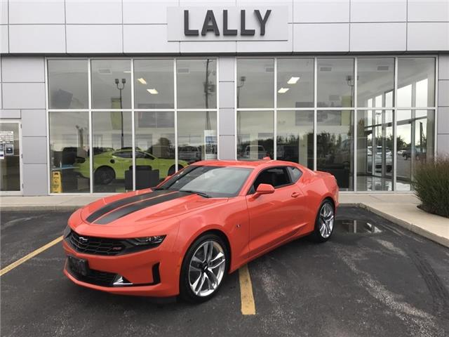 2021 Chevrolet Camaro 3LT (Stk: CA00354) in Tilbury - Image 1 of 23