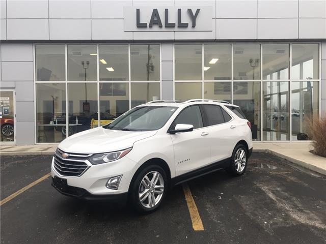 2021 Chevrolet Equinox Premier (Stk: EQ00559) in Tilbury - Image 1 of 26