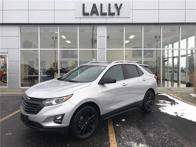 2021 Chevrolet Equinox LT (Stk: EQ00582) in Tilbury - Image 1 of 27