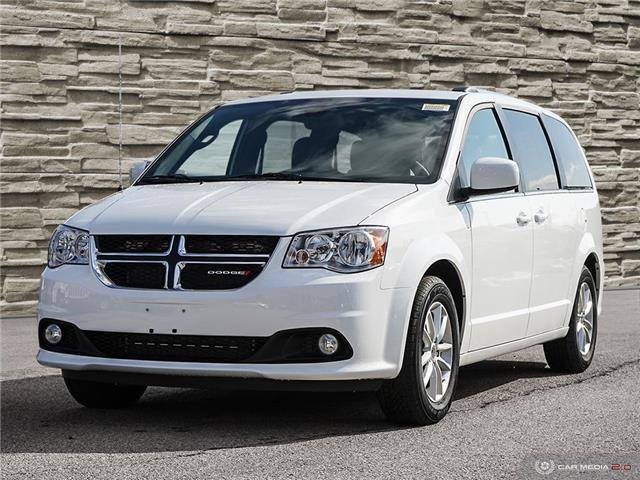 2020 Dodge Grand Caravan Premium Plus (Stk: L8038) in Hamilton - Image 1 of 30