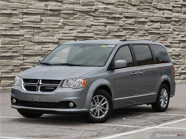 2020 Dodge Grand Caravan Premium Plus (Stk: L2234) in Welland - Image 1 of 27