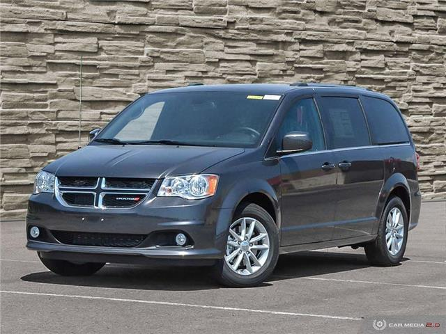 2020 Dodge Grand Caravan Premium Plus (Stk: L2239) in Welland - Image 1 of 27