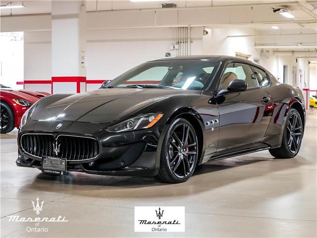 2015 Maserati GranTurismo  (Stk: MU0037) in Vaughan - Image 1 of 30