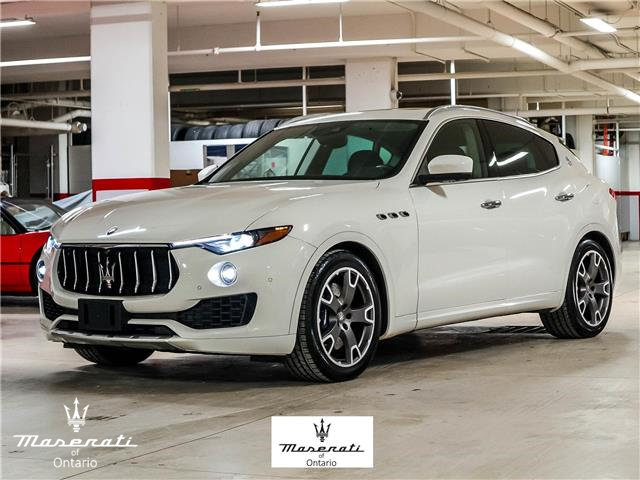 2017 Maserati Levante S (Stk: MU0056) in Vaughan - Image 1 of 30