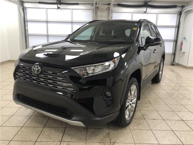 2021 Toyota RAV4 Limited (Stk: 210108) in Cochrane - Image 1 of 31