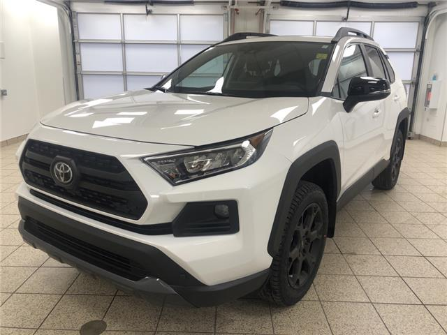 2021 Toyota RAV4 Trail (Stk: 210127) in Cochrane - Image 1 of 30