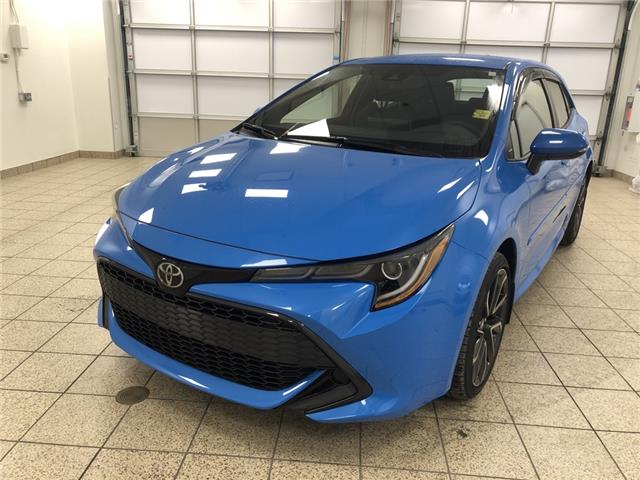 2021 Toyota Corolla Hatchback Base (Stk: 210136) in Cochrane - Image 1 of 30