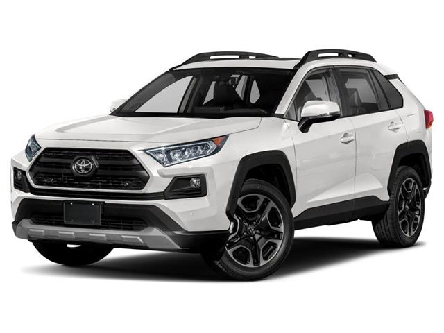 2021 Toyota RAV4 Trail (Stk: 210167) in Cochrane - Image 1 of 9