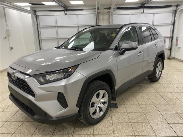 2021 Toyota RAV4 LE (Stk: 210162) in Cochrane - Image 1 of 20